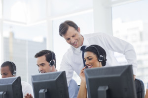 common problems of call center agents