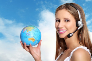 call center services for online booking