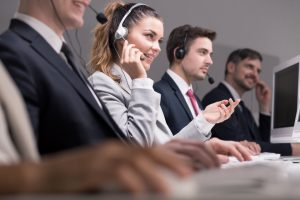 call centre vs help desk