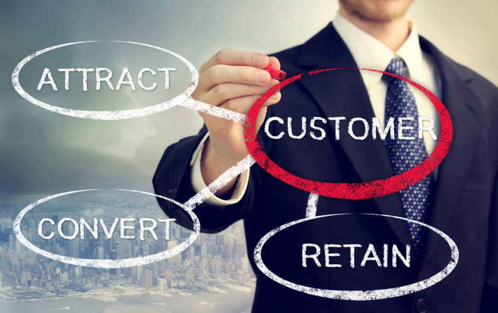 customer acquisition vs retention