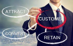 customer acquisition vs retention