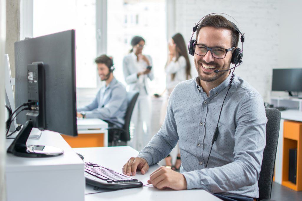 fundraising call centers