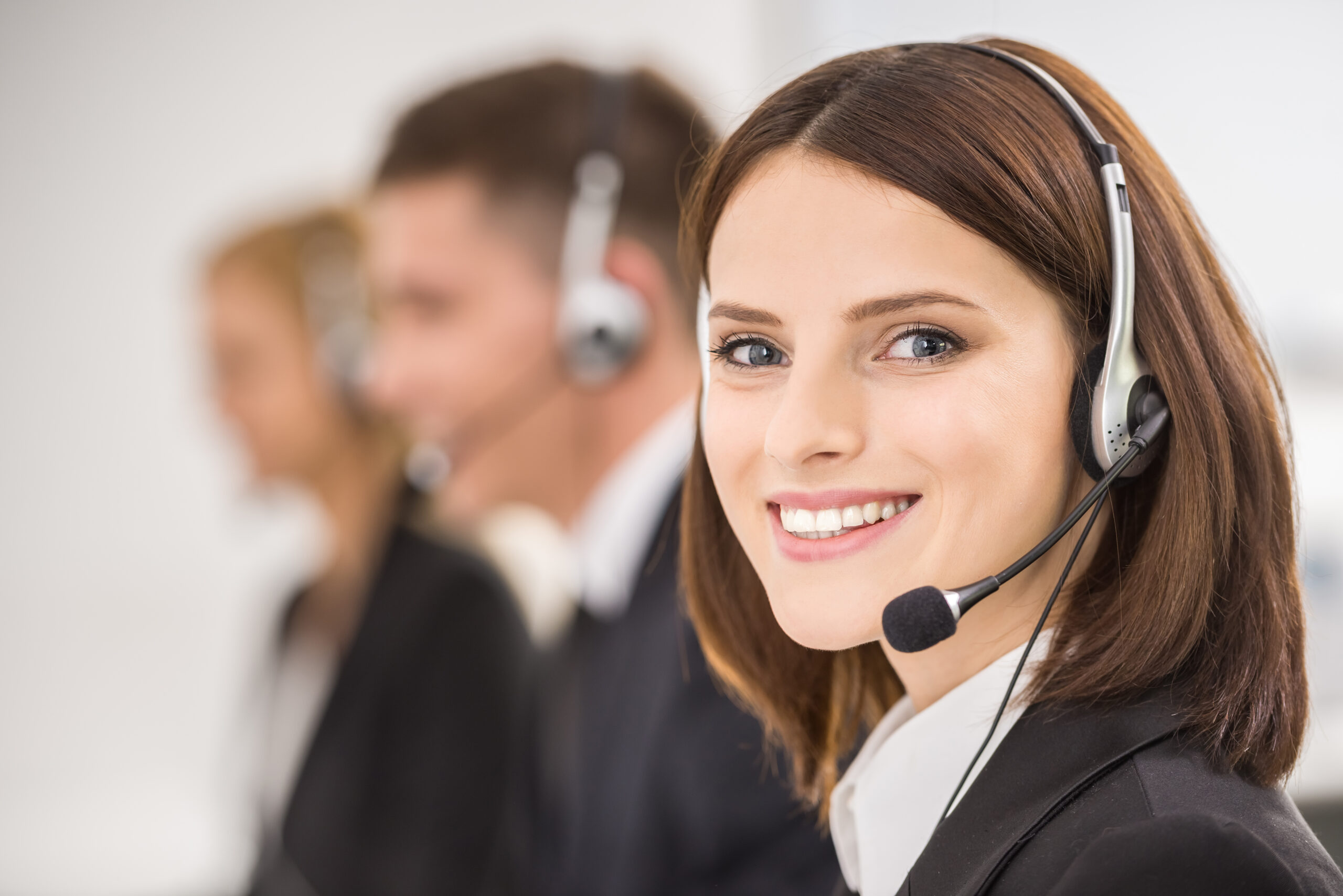 Contact Center Services in Canada